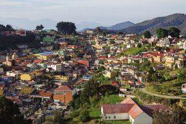 San Joaquín, un Pueblo Mágico multicolor