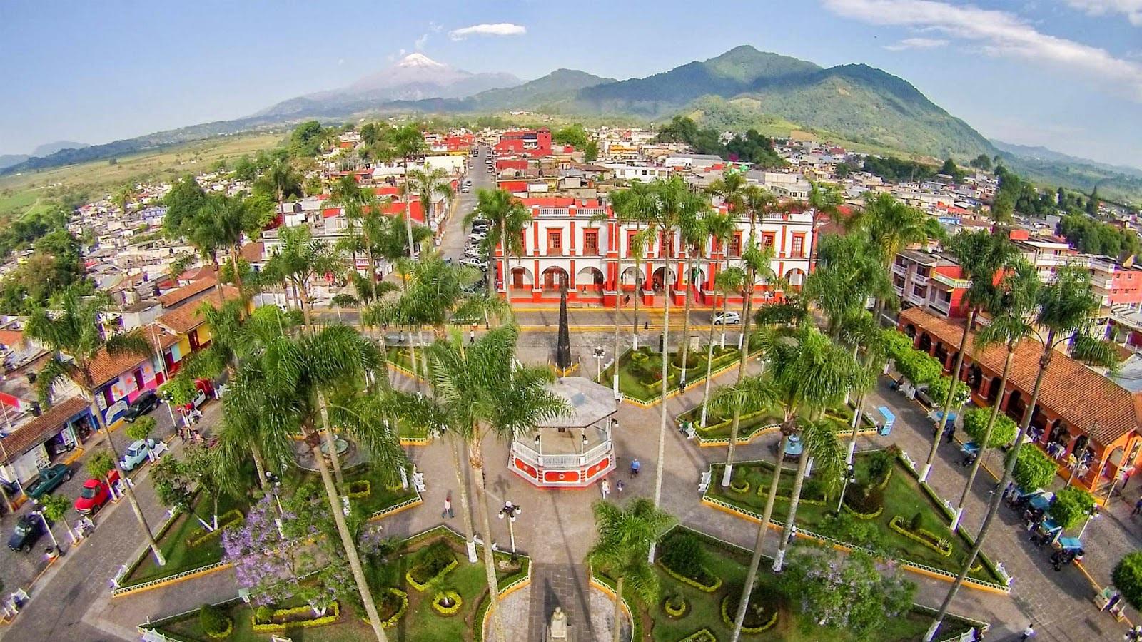Coscomatepec Pueblos Mágicos Veracruz