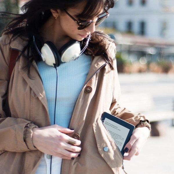 Kindle tamaño comodo para tus viajes
