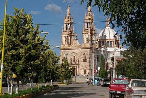 Pinos Pueblo Mágico Zacatecas