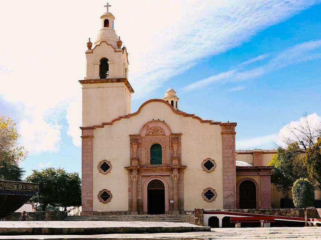 Santa María Magdalena de kino pueblo mágico sonora
