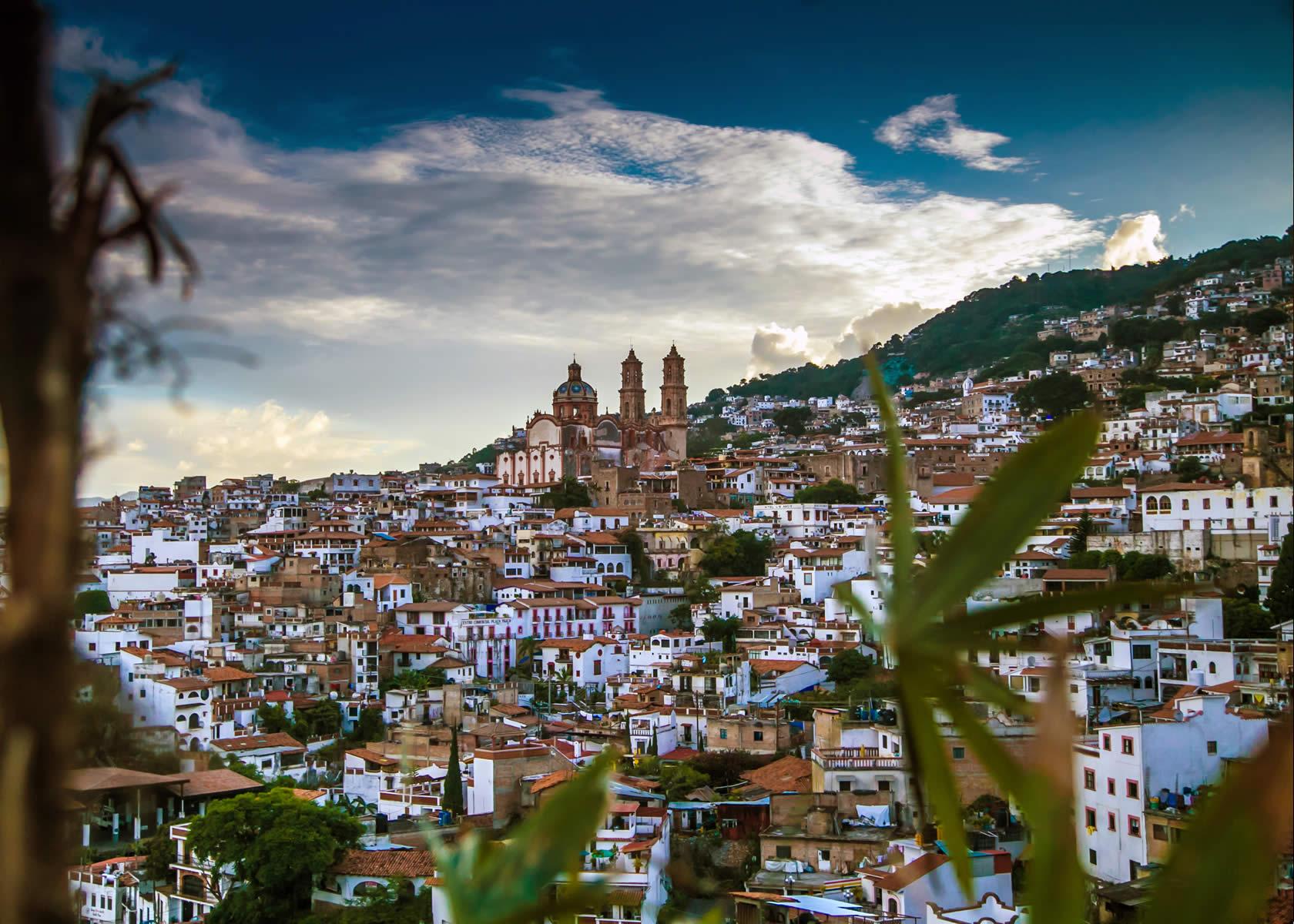 Taxco Pueblo Mágico Guerrero