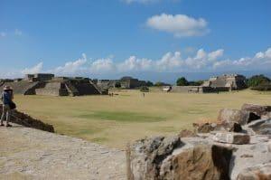 Zona Arqueológica de Monte Albán Patrimonio de la Humanidad en México