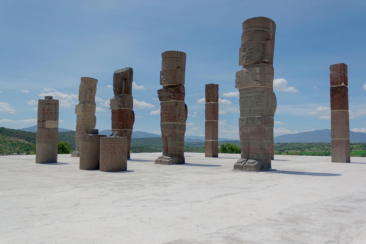 Gigantes de Tula Destinos de Hidalgo