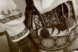 Nayarit vestimenta tradicional