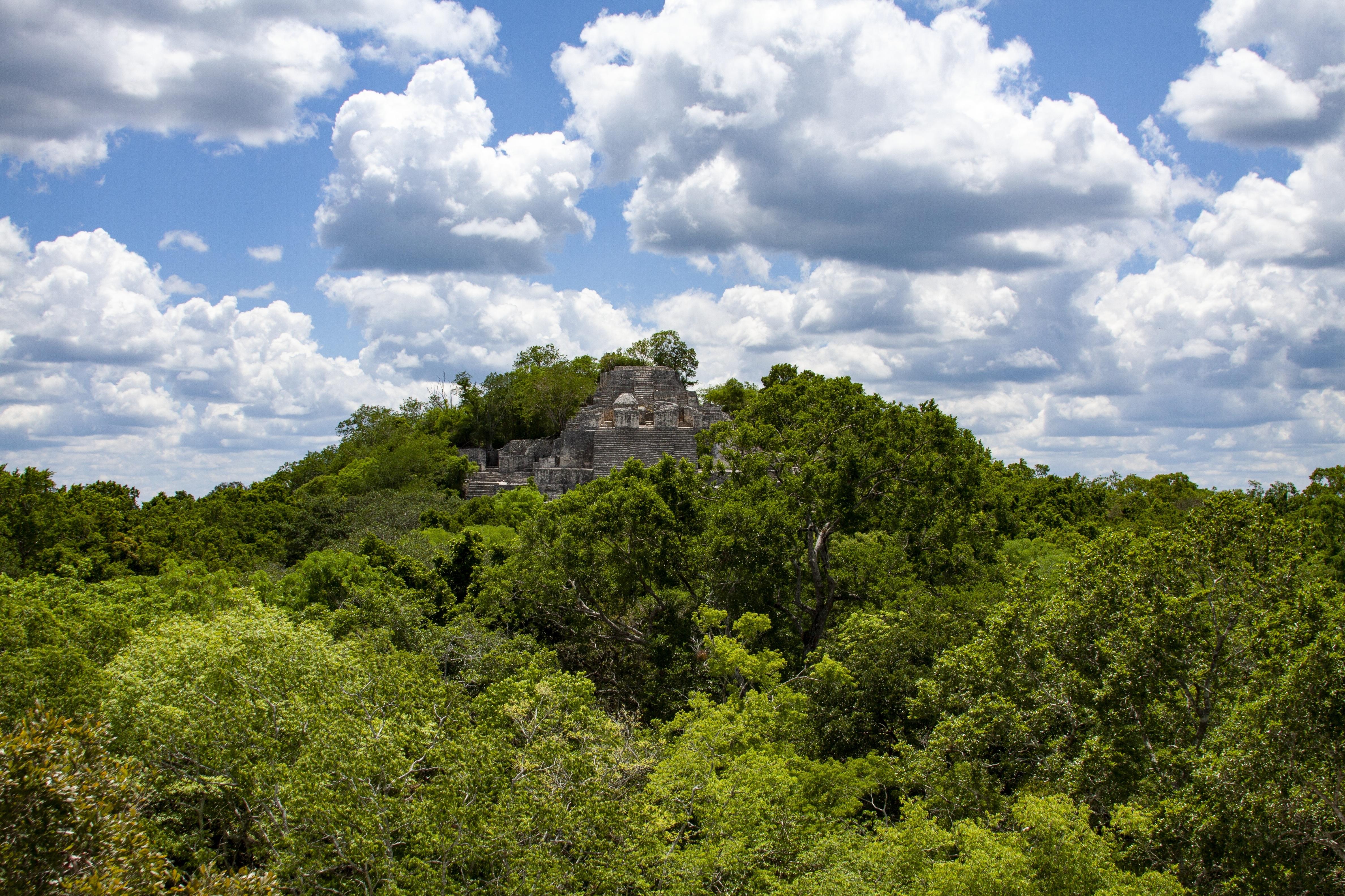 Calakmul Patrimonio de la Humanidad Campeche