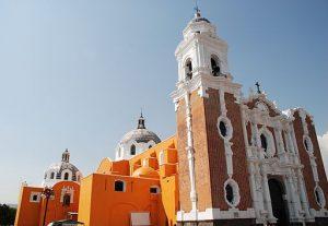 Tlaxcala de Xicohténcatl catedral