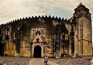 Catedral de Cuernavaca, capital de Morelos