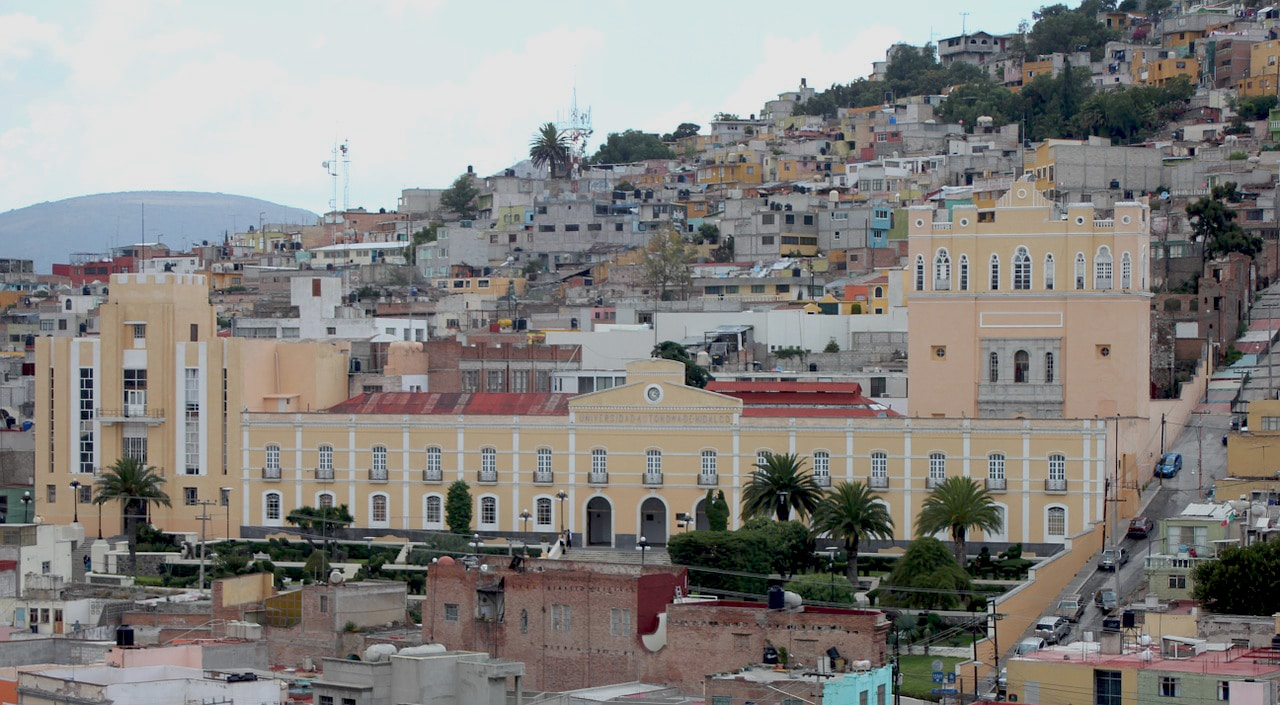 Pachuca de Soto, capital de Hidalgo