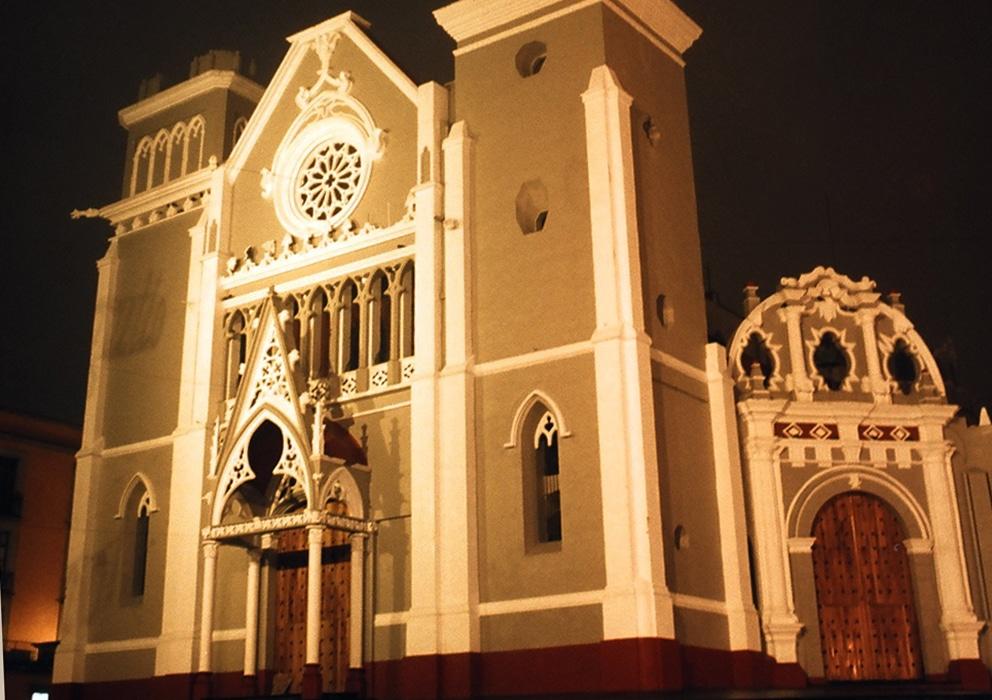 Catedral de Xalapa en Veracruz