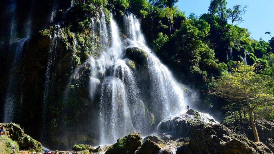 Centro Ecoturistico Cascada El Aguacero
