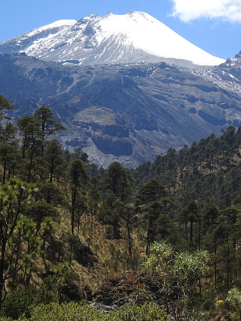 Pico de Orizaba coscomatepec pueblo mágico veracruz